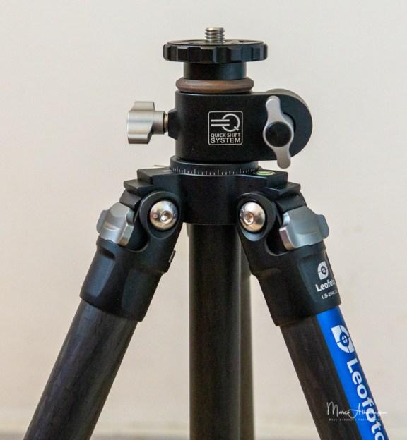 Leofoto LS-284CVL ranger-4