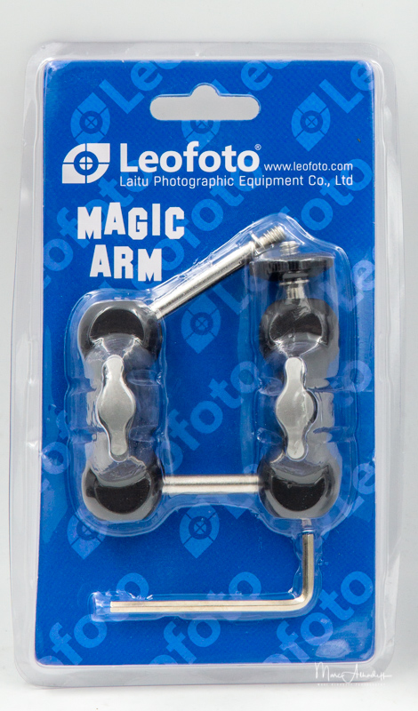 Leofoto Magic Arm AM-2L & Leofoto Versa Arm AM-4-2