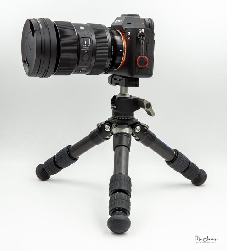 Leofoto LS-223C, LH-25- 007