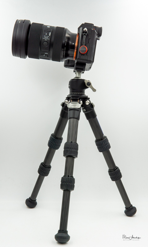 Leofoto LS-223C, LH-25- 009