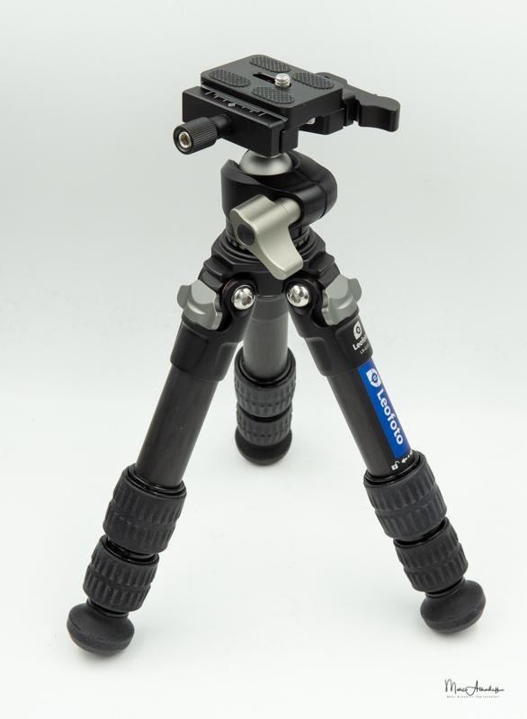 Leofoto LS-223C, LH-25- 018