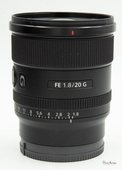Sony FE 20mm F1.8 G-9