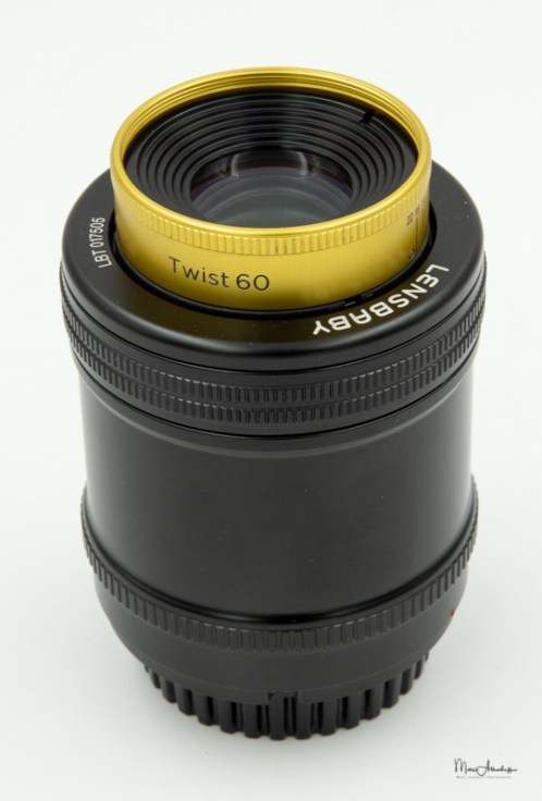 Lensbaby Twist 60mm F2.5-2