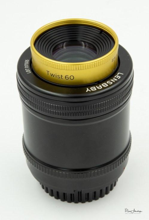 Lensbaby Twist 60mm F2.5-2