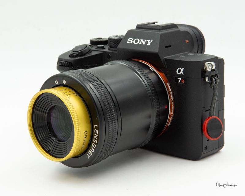 Lensbaby Twist 60mm F2.5-6