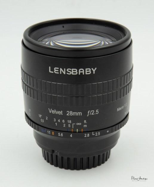 Lensbaby Velvet 28mm F2.5-2