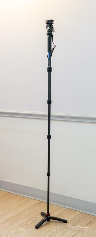 Leofoto MP-285C Monopod-3