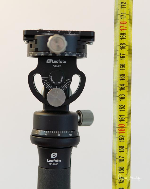 Leofoto MP-285C Monopod-4