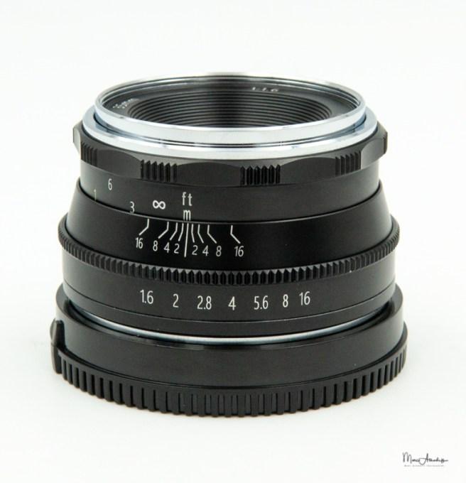 Pergear 35mm F1.6-1