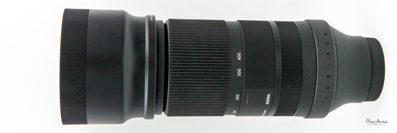 Sigma 100-400mm F5-6.3 DG DN OS-15