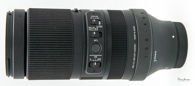 Sigma 100-400mm F5-6.3 DG DN OS-22