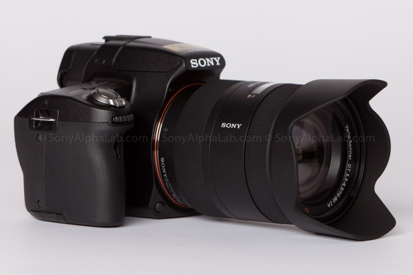 Sony Alpha 35, Sony 16-80mm f/3.5-4.5 Carl Zeiss Lens