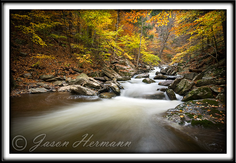 S-Curve - Kaaterskill River