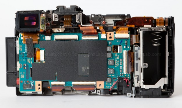 Sony Nex-7 - Naked