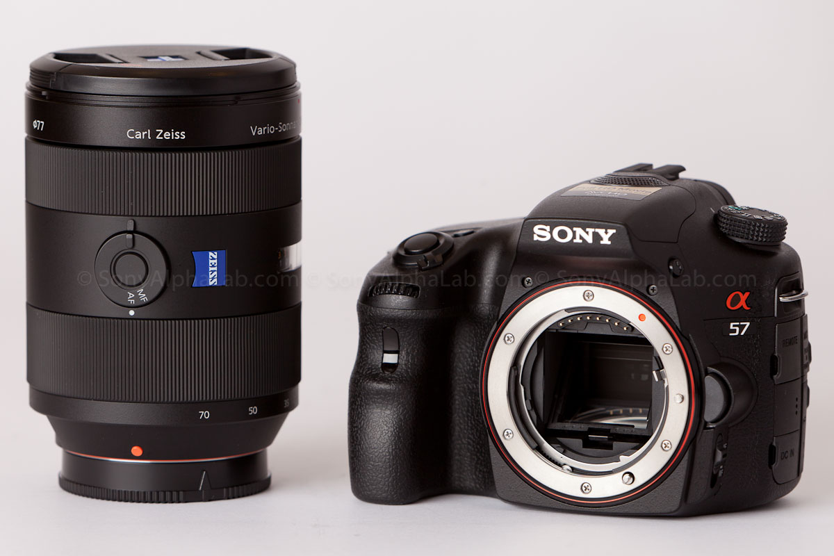 Sony A57 and the Sony 24-70mm f/2.8 Carl Zeiss Lens