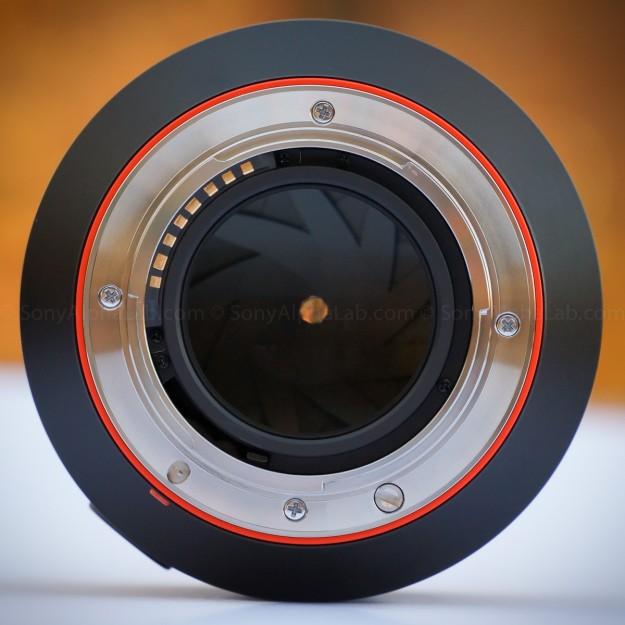 Sony 85mm f/1.4 Carl Zeiss Lens
