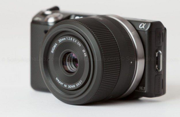 Nex-5n and the Sigma E-Mount 30mm f/2.8 EX DN Lens