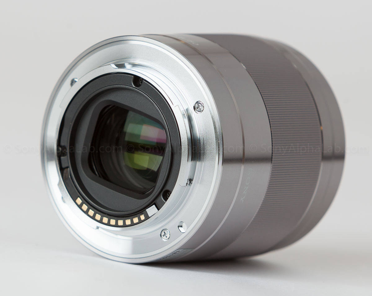 Sony E-Mount 50mm f/1.8 OSS Lens - SEL50F18