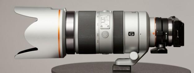 70-400mm f/4-5.6 G SSM Lens and the Nex-5n