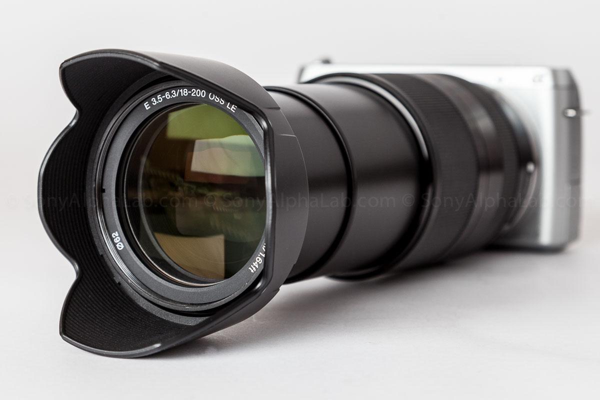 Nex-F3 w/ New 18-200mm f/3.5-6.3 OSS Lens
