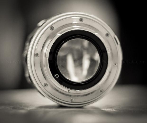 Sony Nex-6 w/ Minolta MC 58mm f/1.4 Lens