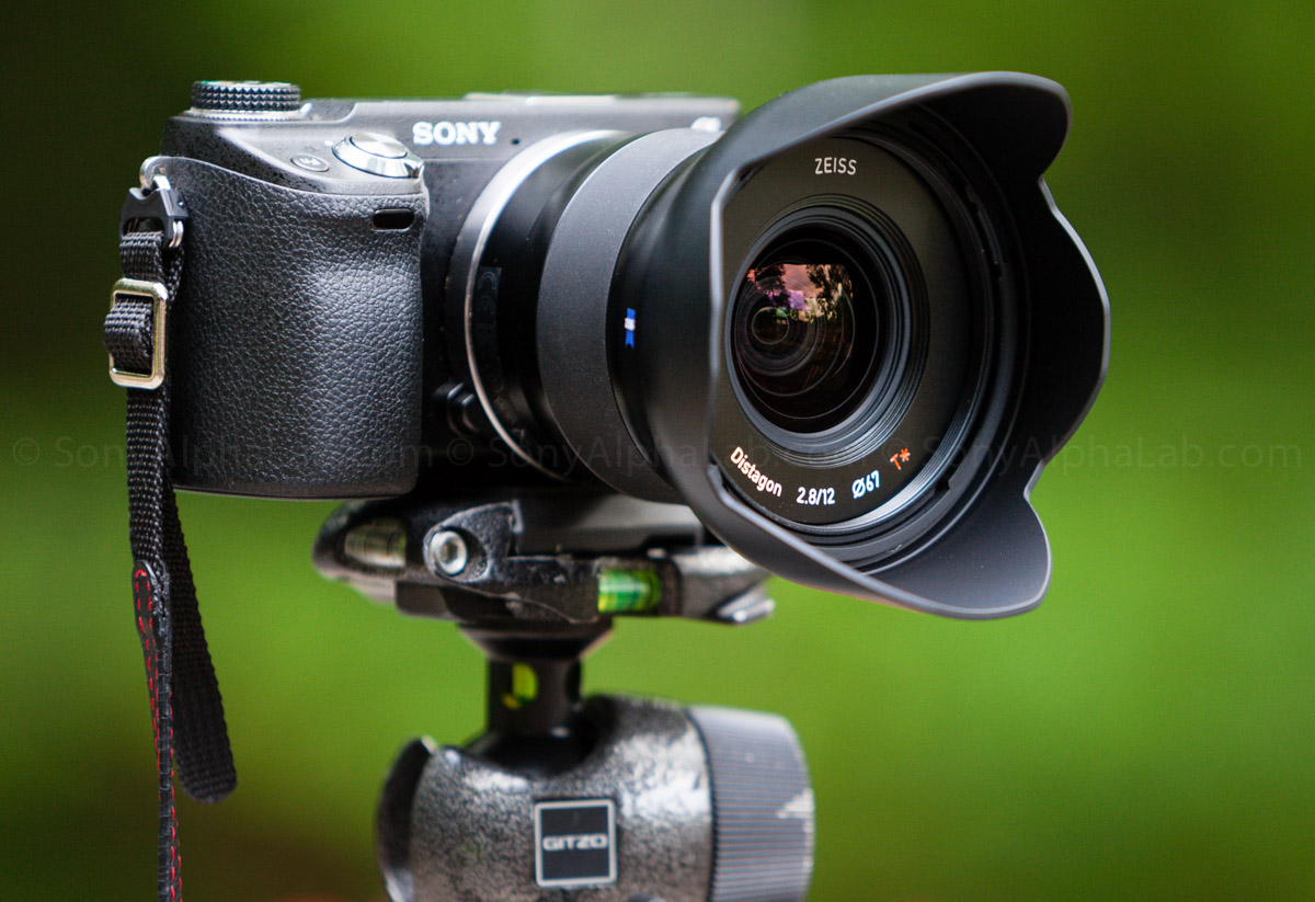 Nex-6 w/ Zeiss Touit 12mm f/2.8 Lens (Sony E-Mount)