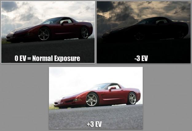 Nex-6, 18-55mm, -3,0,+3 exposure's