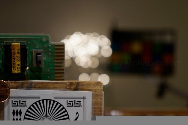 Sony Nex-6 w/18-55mm kit lens @ 55mm,  f/5.6, ISO 100, Lab Test, Jpeg