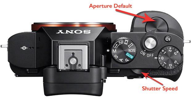 Sony-a7r-top-manual-controls