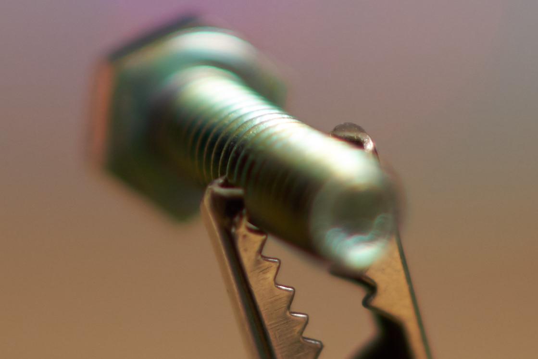 100% Crop - Sony Distagon T* FE 35mm f/1.4 ZA Lens @ F/1.4