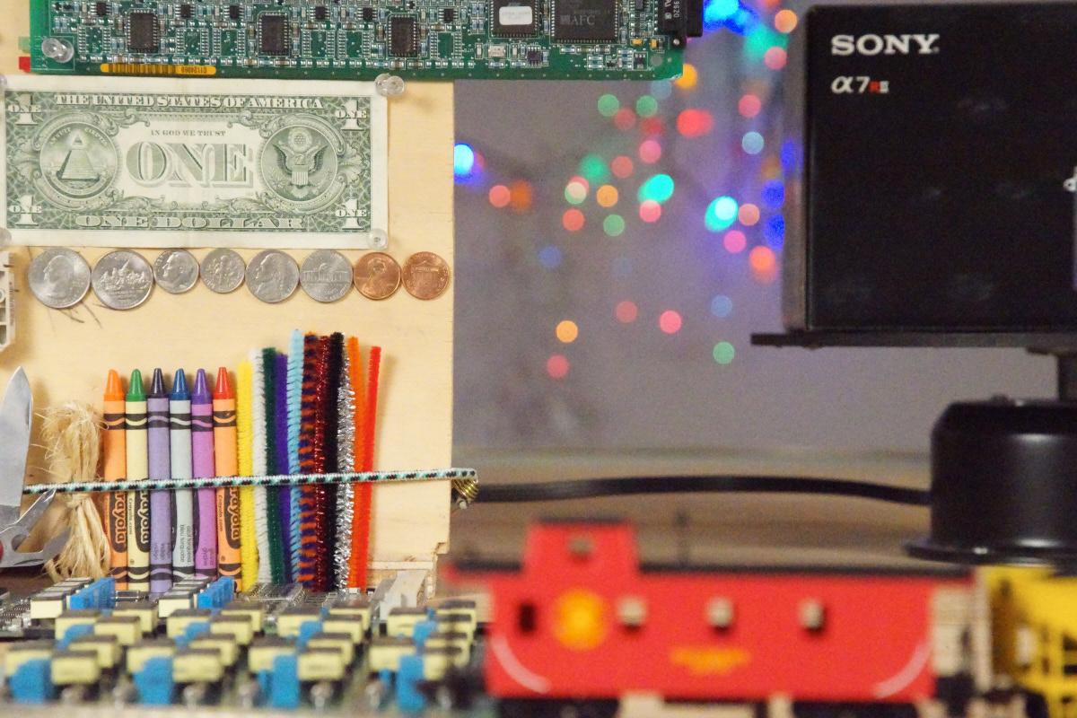 Sony A7r II - ISO 102400 Jpeg Quality