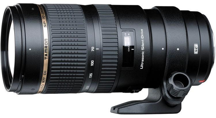 Tamron SP 70-200mm f/2.8 Di USD Zoom Lens
