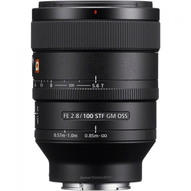 Sony FE 100mm f/2.8 STF GM OSS Lens