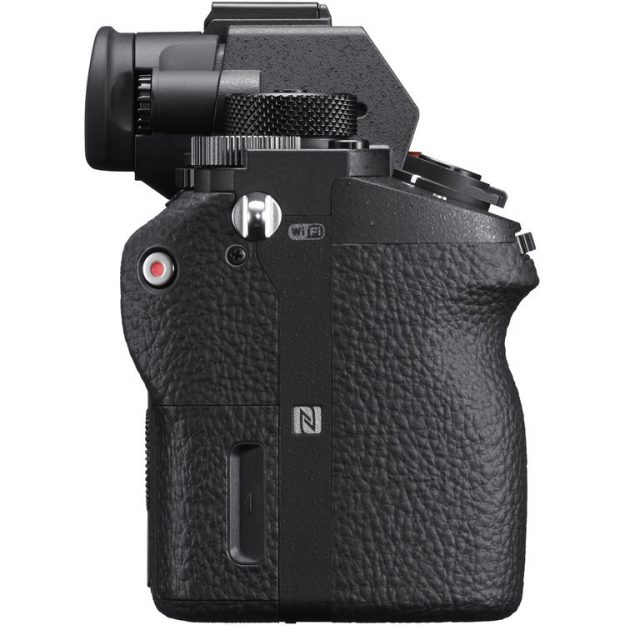 Sony A7r II - Memory Card Door and Grip