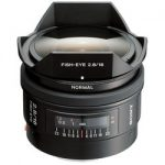 Sony 16mm f/2.8 Fisheye Lens