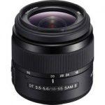 Sony DT 18-55mm f/3.5-5.6 SAM II Lens