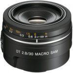 Sony DT 30mm f/2.8 Macro SAM Lens