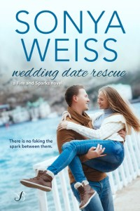 Wedding Date Rescue by Sonya Weiss