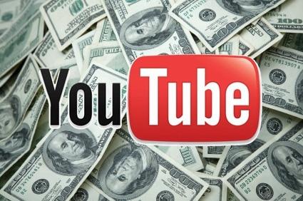 Kiem tien tren youtube