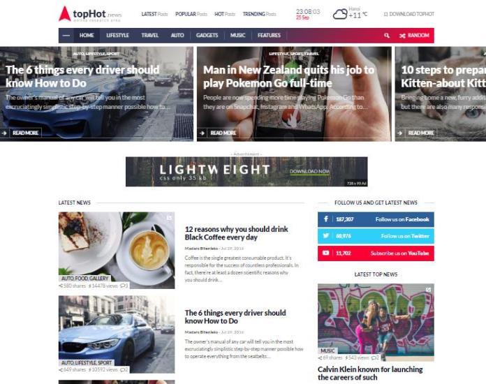 Top 10 themes wordpress trả phí tốt nhất cho blog cá nhân - Ảnh 6