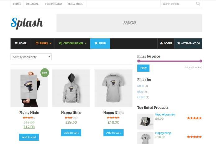 Top 20 theme WordPress tốt nhất cho website bán hàng - Ảnh theme 14
