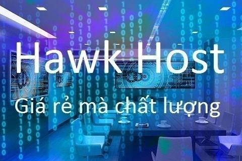 Đánh giá Hawk Host - Hosting chất lượng