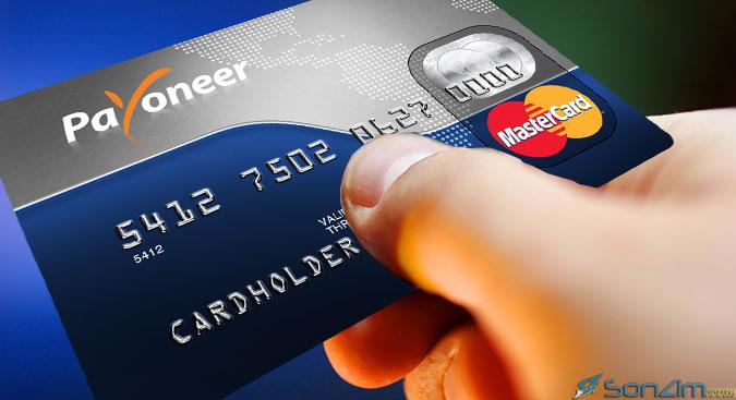 Thẻ MasterCard Payoneer