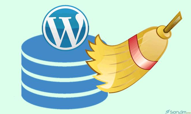 Dọn dẹp dữ liệu WordPress