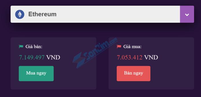 Cách mua bán Ethereum trên Remitano - 2