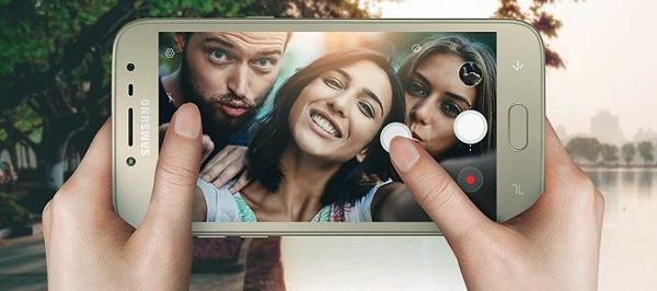 Samsung Galaxy J2 Pro phiên bản 2018 - Ảnh 3