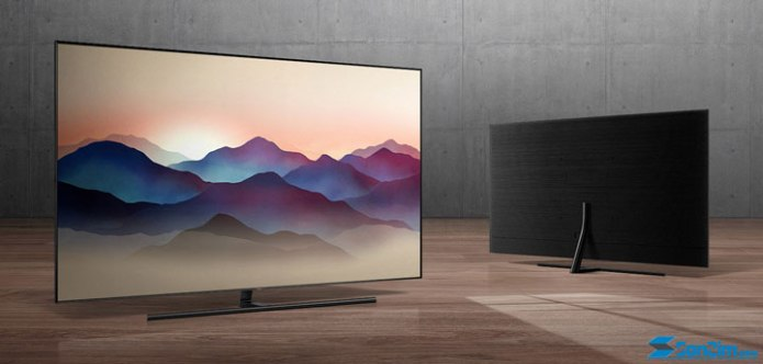 TV QLED 2018 SAMSUNG
