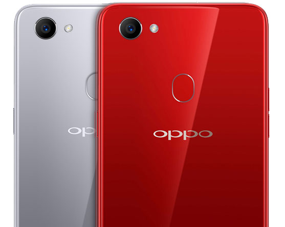 Oppo F7 được thiết kế sang trọng