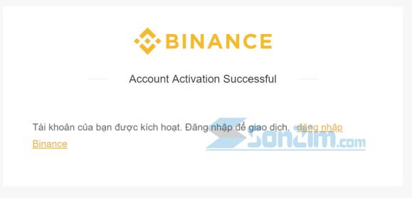Cách đăng ký tài khoản Binance - Bước 4b
