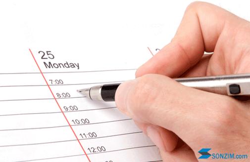 5 sai lầm trong kinh doanh online - Làm việc không có kế hoạch